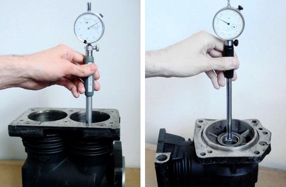 Ремонт компрессора камаз своими руками